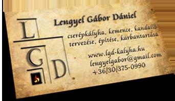 LGD Névjegykártya